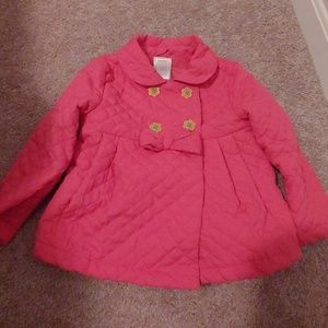 Gymboree Spring Quilted Jacket 2T-3T